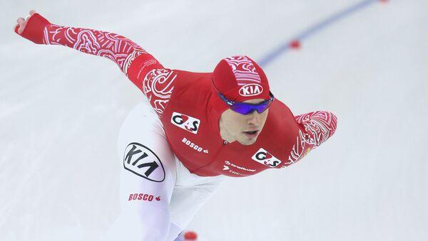 Конькобежный спорт. Чемпионат России. Второй день - Sputnik Абхазия