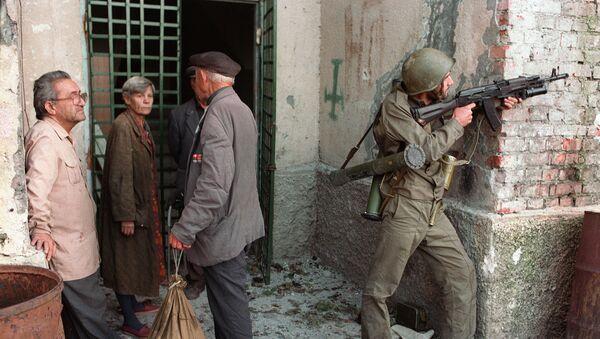 Война в Абхазии - Sputnik Абхазия