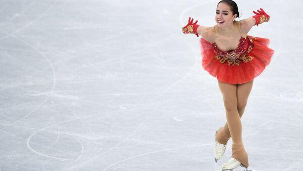 Олимпиада 2018. Фигурное катание. Команды. Женщины. Произвольная программа - Sputnik Абхазия