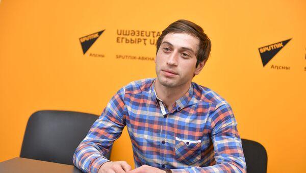 Абзагу Колбая - Sputnik Аҧсны