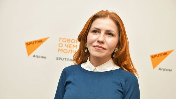 Линда Ампар - Sputnik Аҧсны