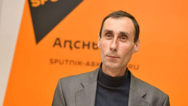 Аслан Авидзба - Sputnik Аҧсны
