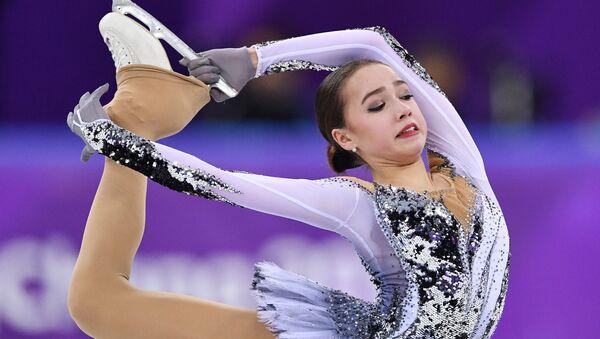 Олимпиада 2018. Фигурное катание. Женщины. Короткая программа - Sputnik Абхазия