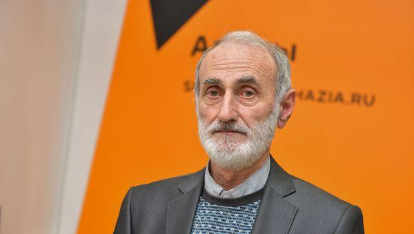 Амиран Адлейба - Sputnik Аҧсны