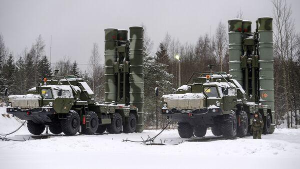 Зенитные ракетные комплексы С-400 Триумф - Sputnik Абхазия