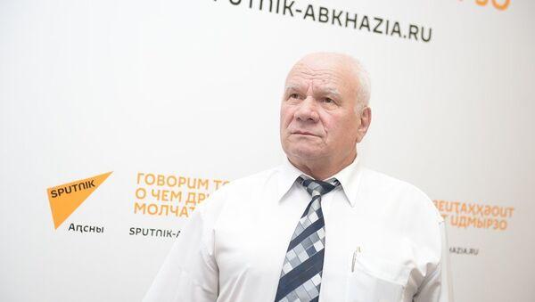 Аҧсны Ауаажәларратә Палата Ахеилак аиҳабы лхаҭыԥуаҩ Даниил Убириа - Sputnik Аҧсны