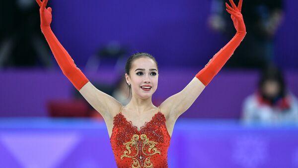 Олимпиада 2018. Фигурное катание. Женщины. Произвольная программа - Sputnik Абхазия