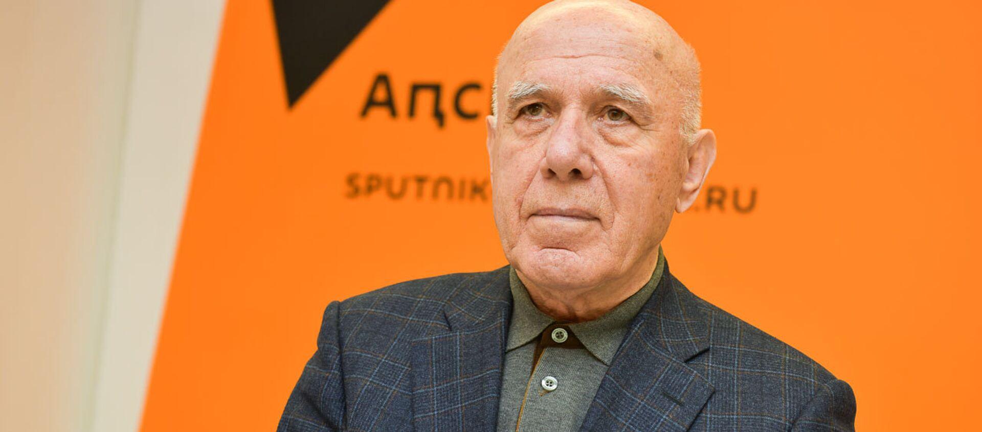 Олег Дамениа - Sputnik Аҧсны, 1920, 13.02.2019