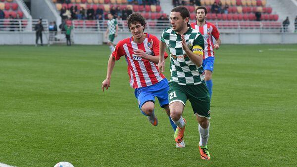 Матч за Суперкубок Абхазии по футболу на столичном стадионе Динамо в пятницу 23 февраля - Sputnik Абхазия