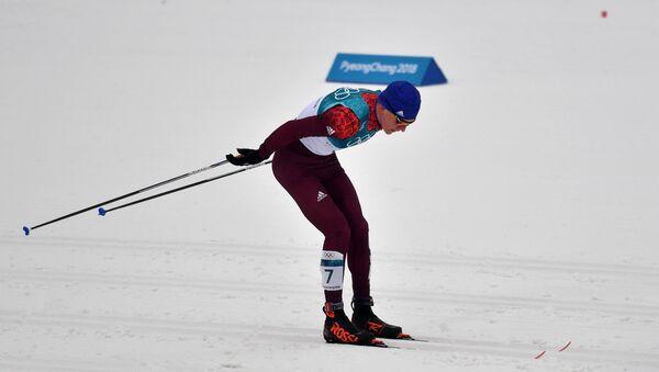 Олимпиада 2018. Лыжные гонки. Мужчины. Масс-старт. 50 км - Sputnik Абхазия
