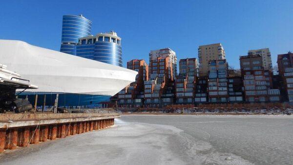 Архитектура Владивостока - Sputnik Абхазия