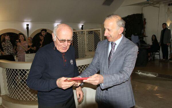 Лауреаты конкурса Союза журналистов Абхазии - Sputnik Абхазия