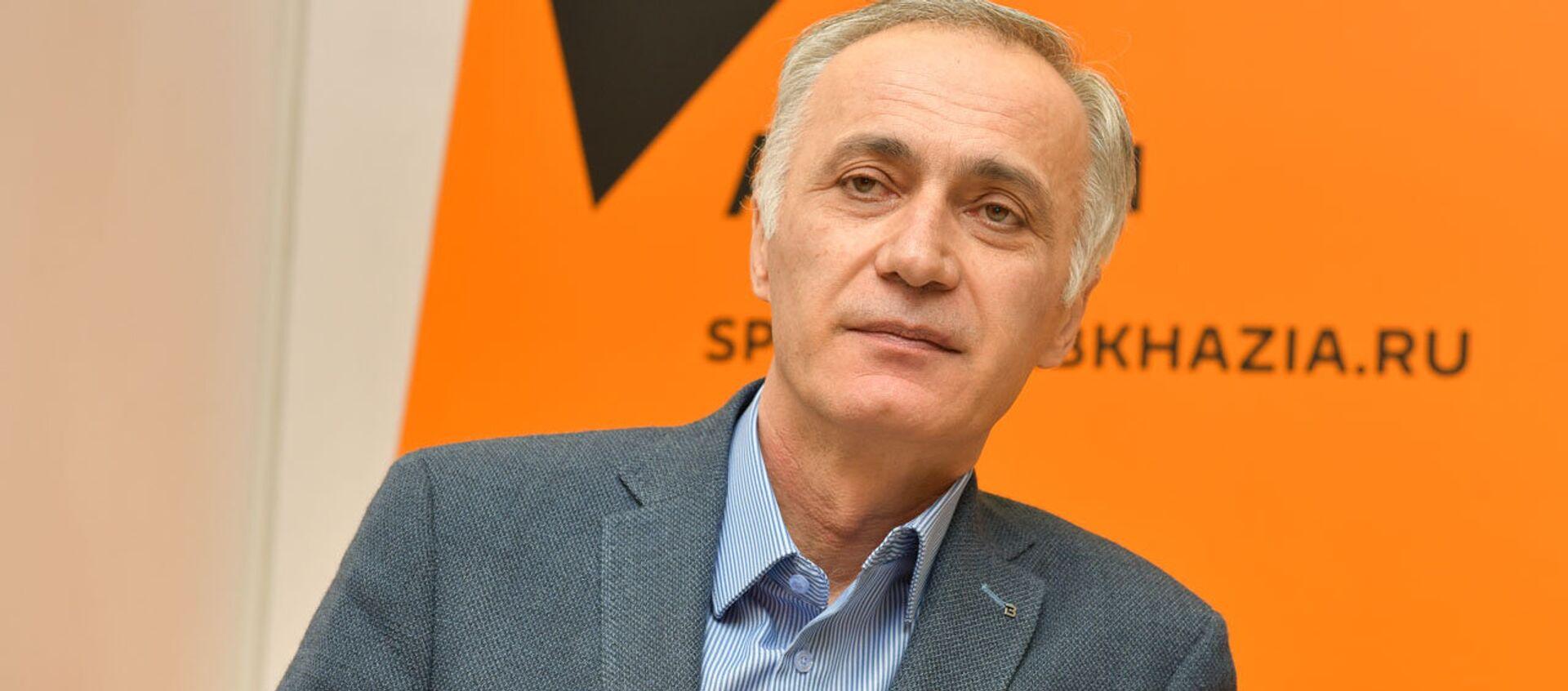 Роман Дбар - Sputnik Абхазия, 1920, 18.08.2021