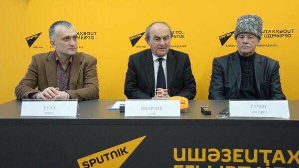 Народные инструменты и музыканты: организаторы рассказали о фестивале Апхиарца - Sputnik Абхазия