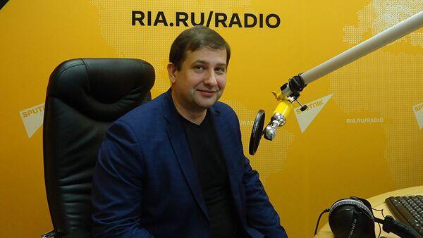 Андрей Манойло - Sputnik Абхазия