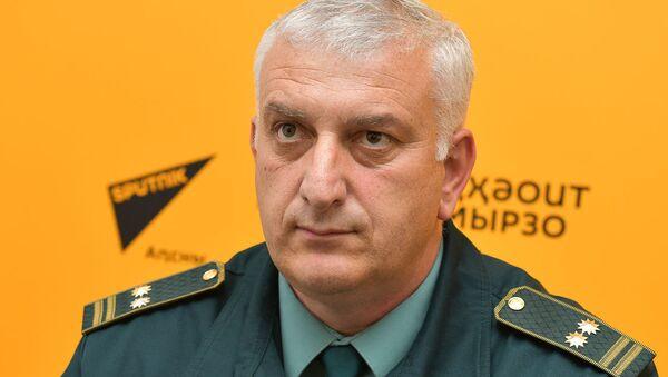 Алиас Хишба - Sputnik Аҧсны