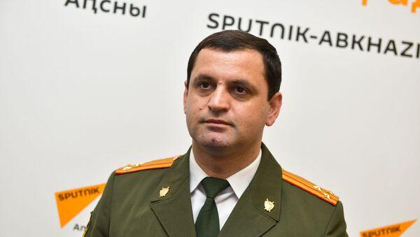 Адгур Агрба - Sputnik Абхазия