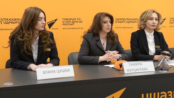 Жалобы и угрозы: как ТПП Абхазии отвоевала павильон в Праге - Sputnik Абхазия