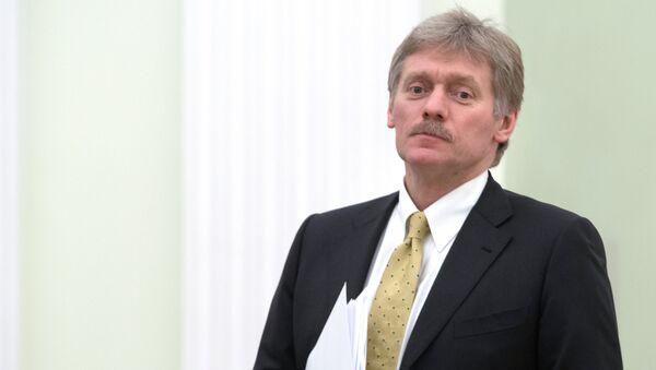 Пресс-секретарь президента РФ Дмитрий Песков - Sputnik Абхазия