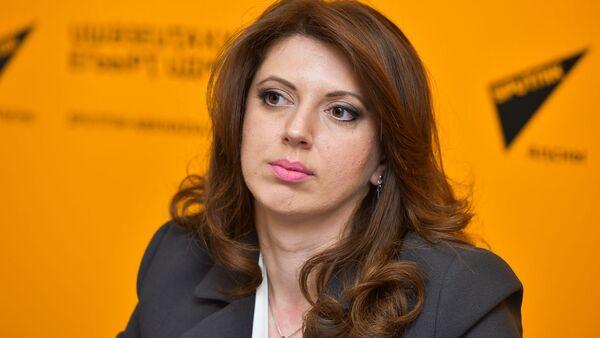 Тамила Мерцхцлава - Sputnik Абхазия