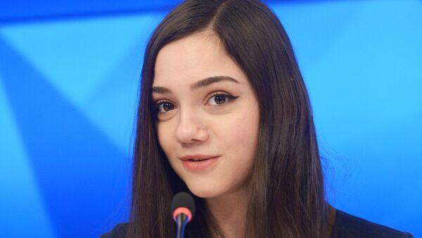 Евгения Медведева - Sputnik Абхазия