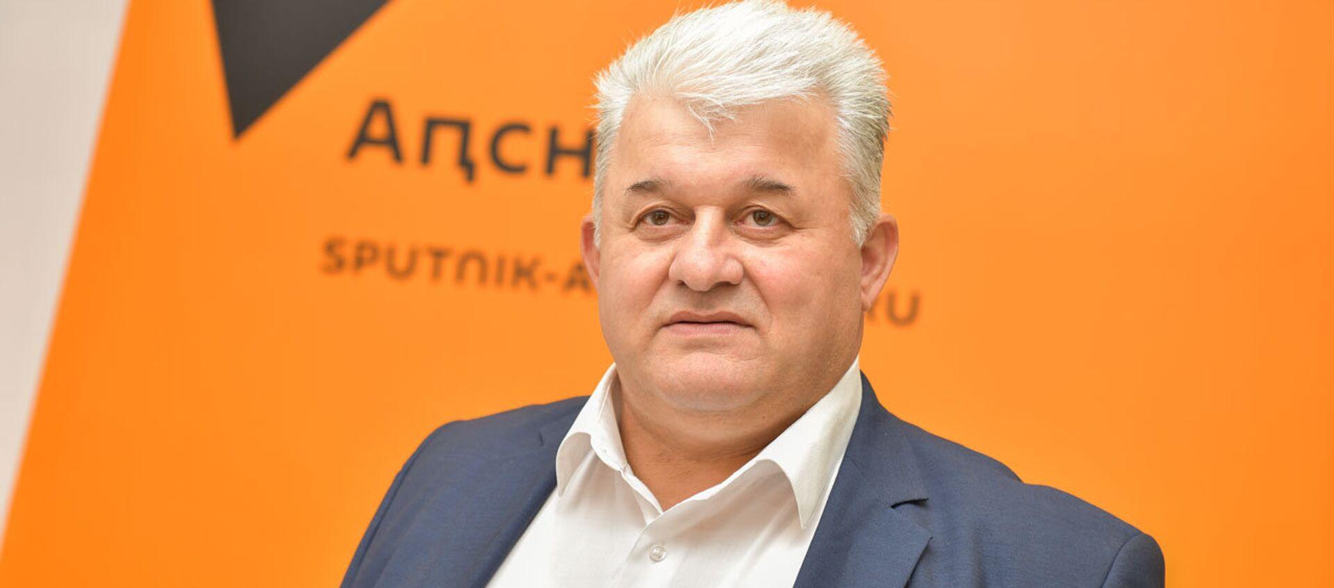 Анатолий Алтейба - Sputnik Аҧсны, 1920, 23.09.2018