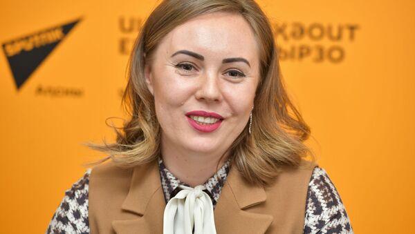Екатерина Яхина - Sputnik Абхазия