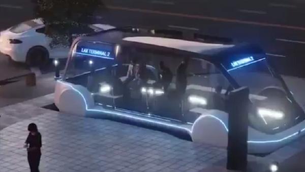 Скучная компания Илона Маска представила проект метро будущего - Sputnik Абхазия