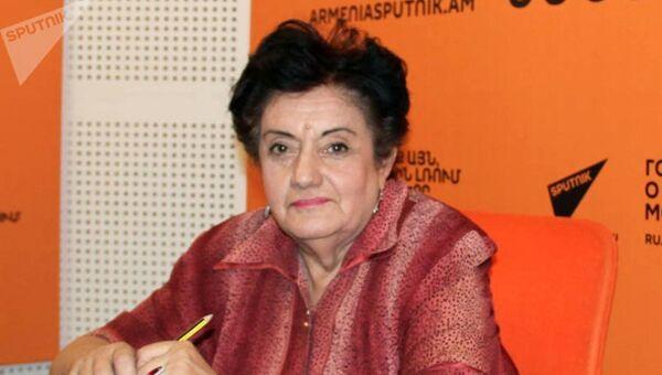 Карине Даниелян - Sputnik Абхазия