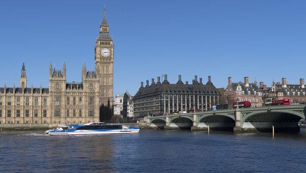 Здание британского парламента, архивное фото - Sputnik Абхазия