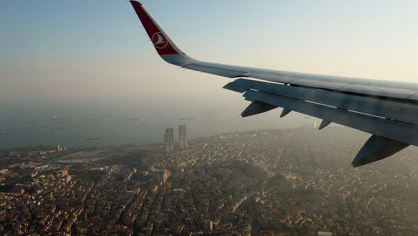 Самолет. Архивное фото. - Sputnik Аҧсны