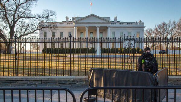 Белый дом в Вашингтоне - Sputnik Аҧсны