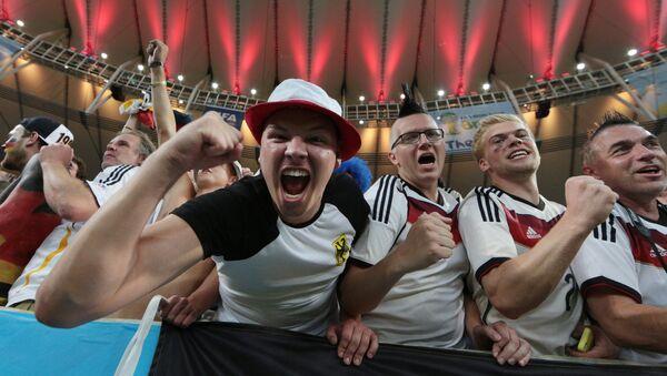Футбол. Чемпионат мира - 2014. Финальный матч. Германия - Аргентина - Sputnik Аҧсны