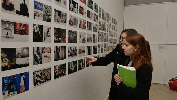 Открытие выставки 1+1 - Sputnik Аҧсны
