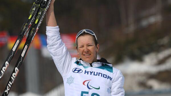Паралимпиада 2018. Лыжные гонки. Женщины. 15 км - Sputnik Аҧсны
