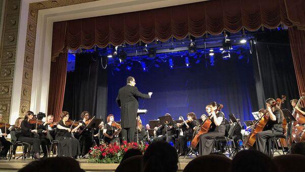 Концерт Вечер-Реквием в Абхазской госфилармонии - Sputnik Аҧсны