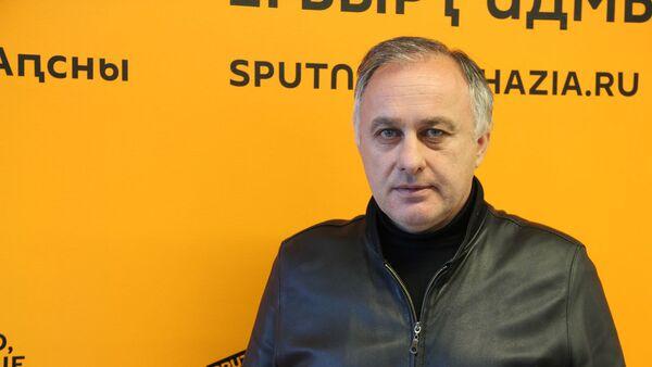 Автандил Сурманидзе  - Sputnik Аҧсны