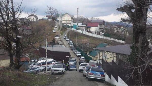 Село Бестужевское Адлерского района Сочи - Sputnik Абхазия