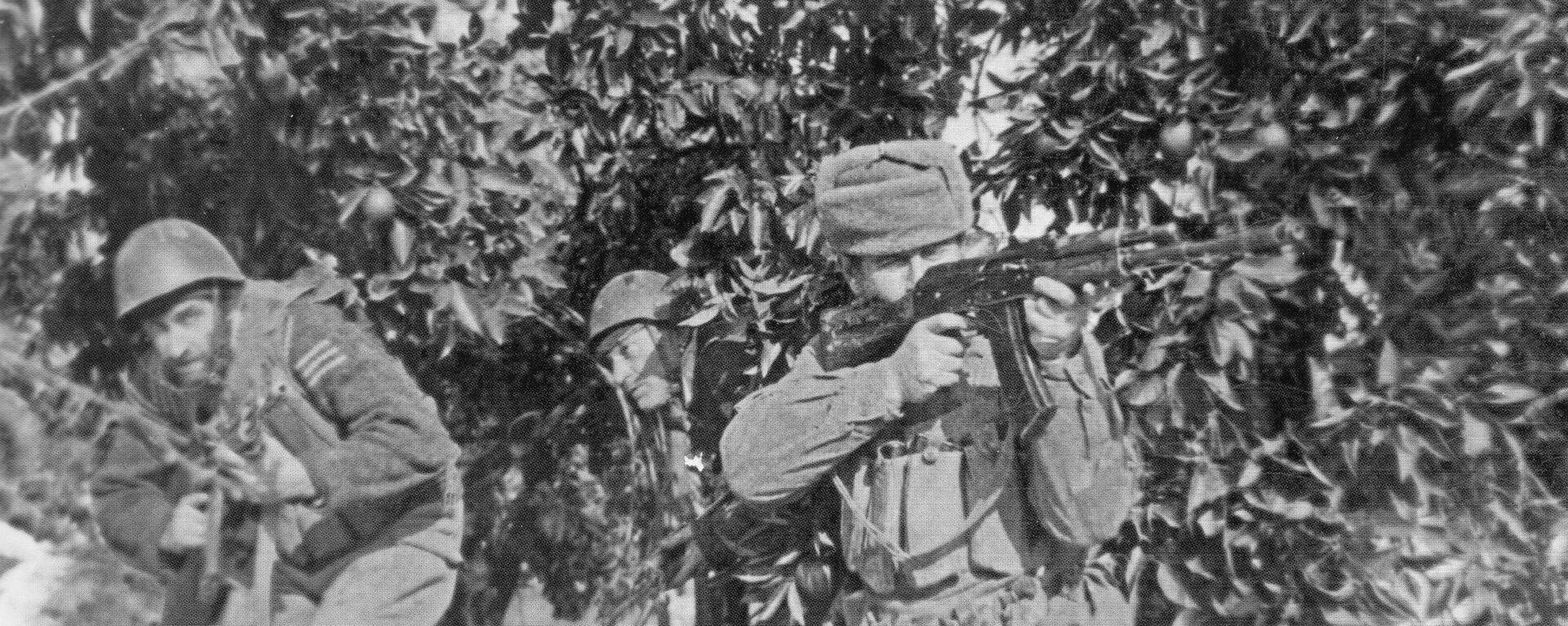Мартовское наступление - Sputnik Абхазия, 1920, 15.03.2021