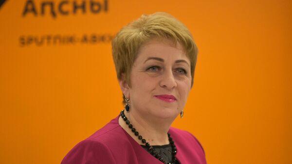 Гунда Квициния - Sputnik Аҧсны
