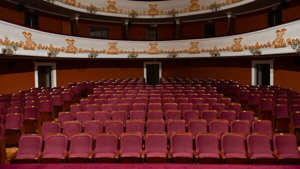 Театр - Sputnik Абхазия
