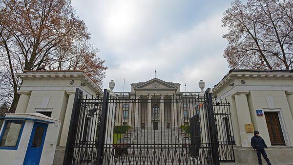 Посольство Российской Федерации в Варшаве. - Sputnik Аҧсны