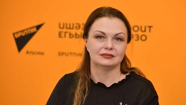 Анна  Калягина - Sputnik Абхазия
