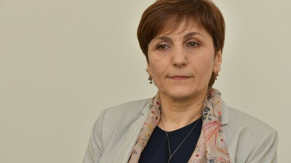Асида Шакрыл - Sputnik Абхазия