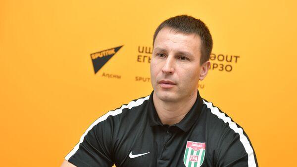 Виталий Федоренко - директор футбольной лиги Абхазии  - Sputnik Абхазия