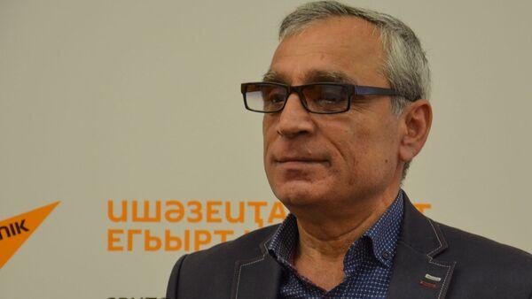 Анзор Адлейба - Sputnik Аҧсны