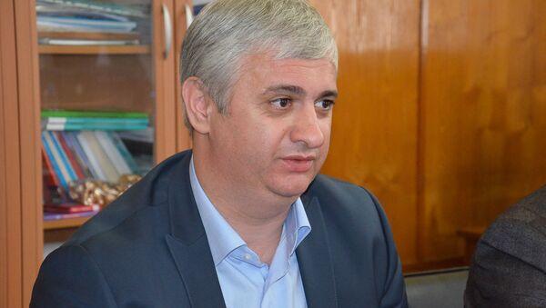 Ахра Аджба начальник Управления фармации Министерства здравоохранения Абхазии - Sputnik Аҧсны