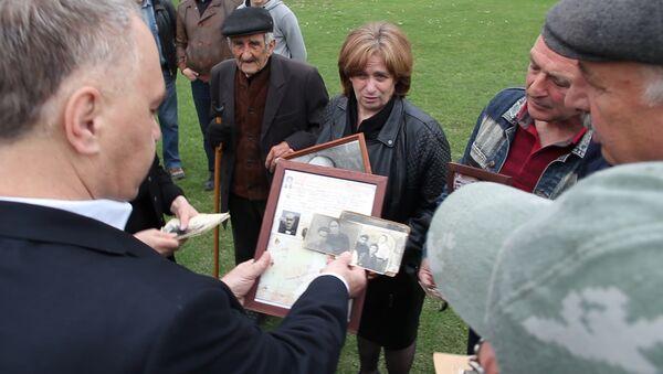 Спустя 74 года: как семья узнала о гибели Наиба Ахба на Великой Отечественной - Sputnik Абхазия