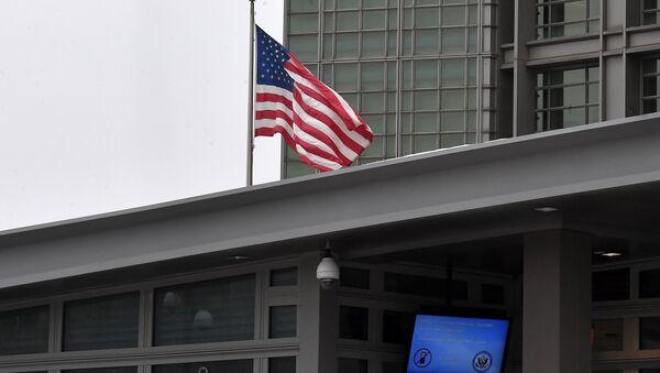 США высылает российских дипломатов из страны - Sputnik Абхазия