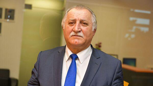 Аркадий Джинджия - Sputnik Абхазия